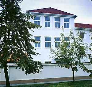 Budova ČRG