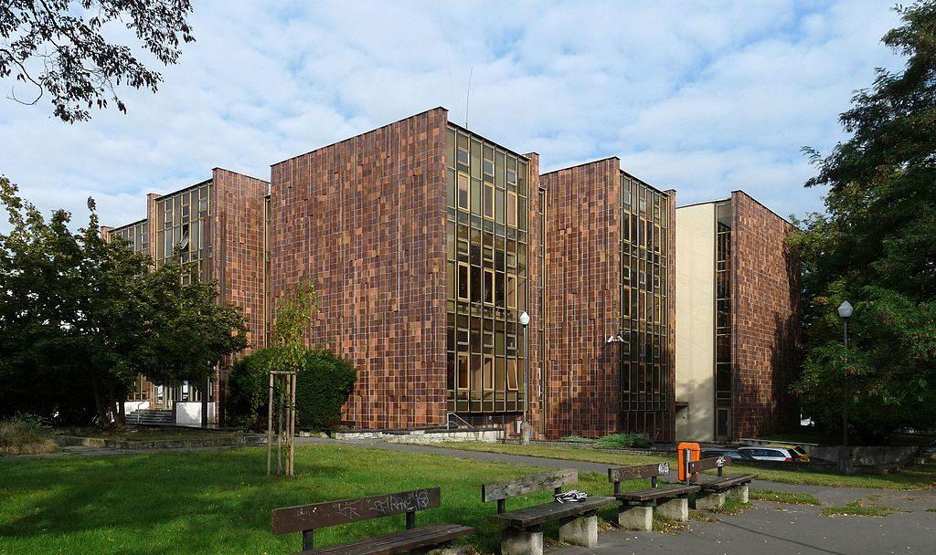 Jihočeská vědecká knihovna na Lidické třídě, České Budějovice