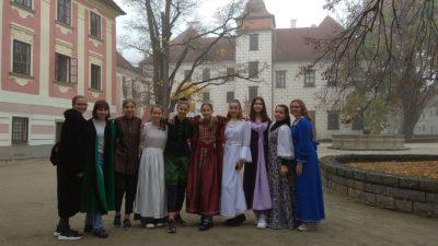 Kvarta v Třeboni
