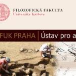 Náš student na Ústavu pro archeologii
