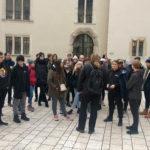 Studenti ČRG v polském Krakově