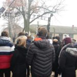 Studenti ČRG na exkurzi v Osvětimi