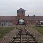 Studenti ČRG na exkurzi v koncentračním táboře Osvětim