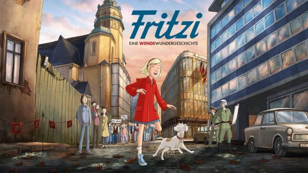 Plakát filmu Fritzi