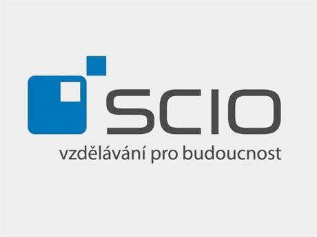 Logo SCIO - vzdělávání pro budoucnost