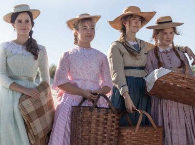 Záběr z filmu Malé ženy.