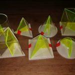 Pomůcky pro výuku geometrie
