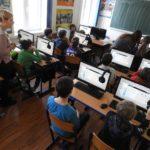 Výuka němčiny v jazykové laboratoři