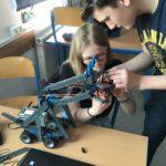 Práce s robotickými stavebnicemi
