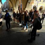 Sekunda na dějepisné procházce za českobudějovickou gotikou, září 2020