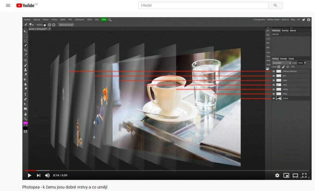 Aplikace Photopea.com