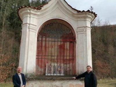 Velikonoční putování našich učitelů po římovské pašijové cestě