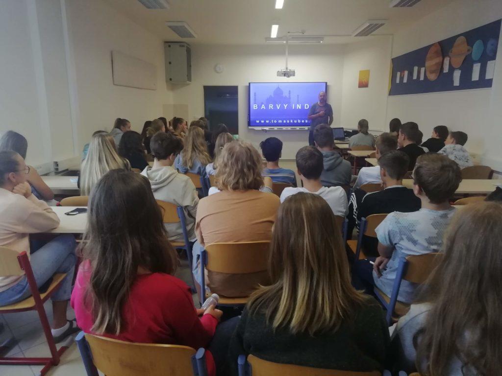 Z cestovatelských přednášek Tomáše Kubeše