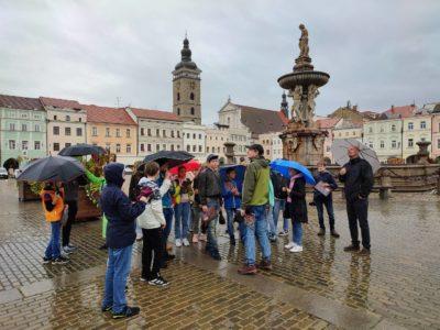Putování od bludného kamene aneb České Budějovice gotické